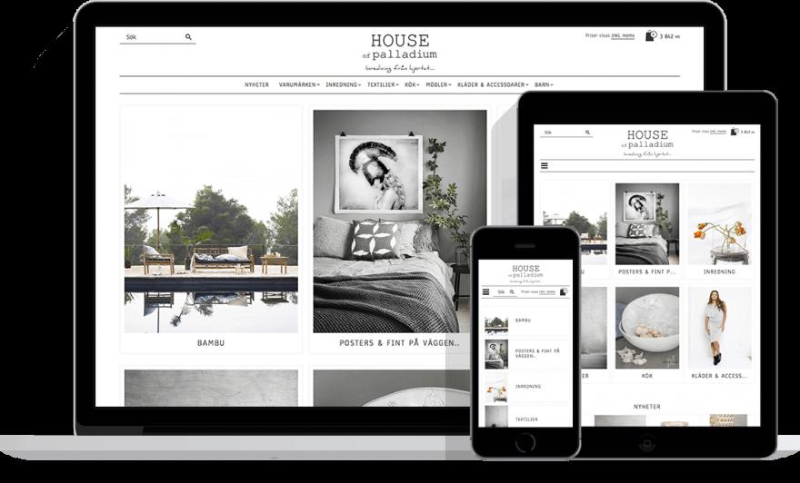 Houseofpalladium - Exempel på 24h+ design