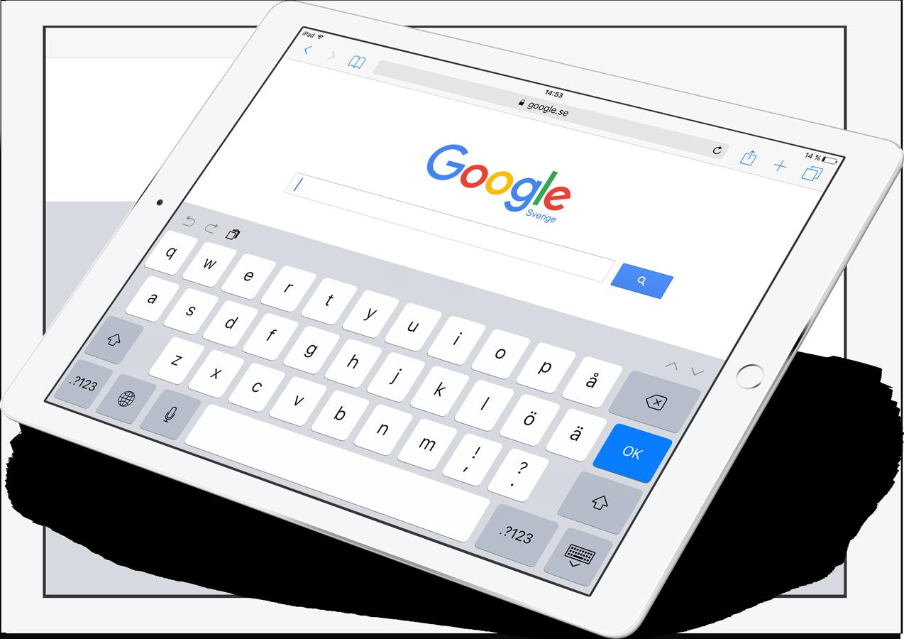 Utöver kontinuerlig SEO, erbjuder Starwebs e-handelsplattform rätt teknik för att få ett bra sökresultat.