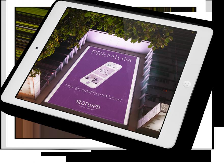 PREMIUM e-handelslösning med Starweb webbutik