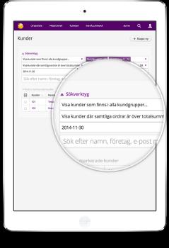Avancerad kundsegmentering i webshop