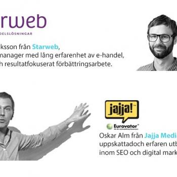 Starweb pratar framtidens e-handel