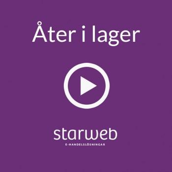 Starweb back in stock
