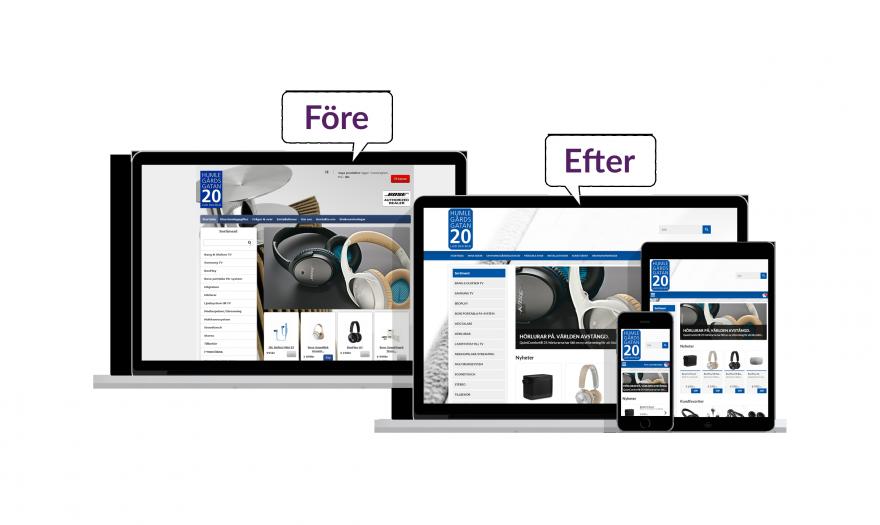 Ny fräsch responsiv design i Starweb