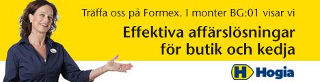 Starweb på Formex