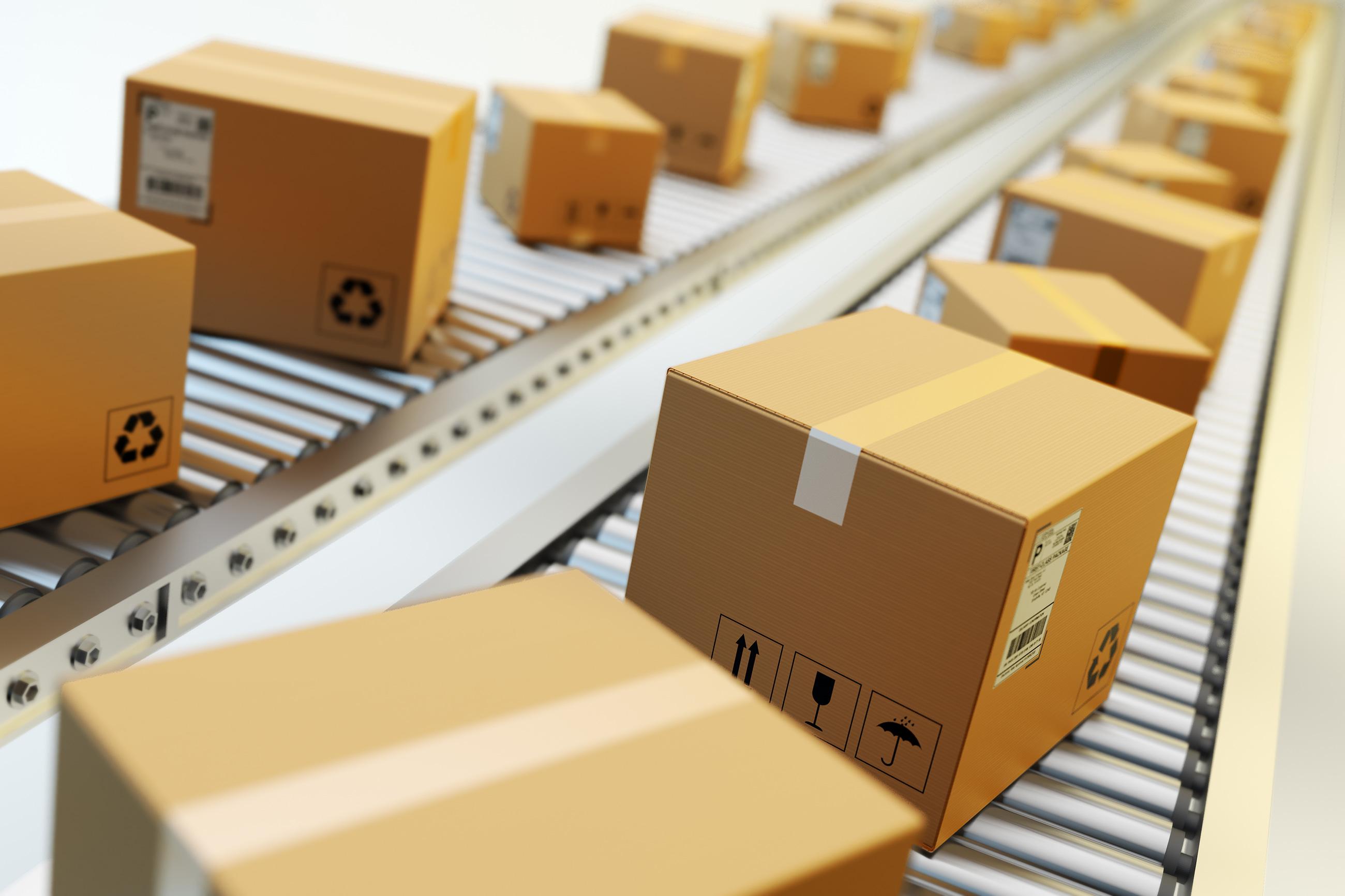 Frakt & logistik
