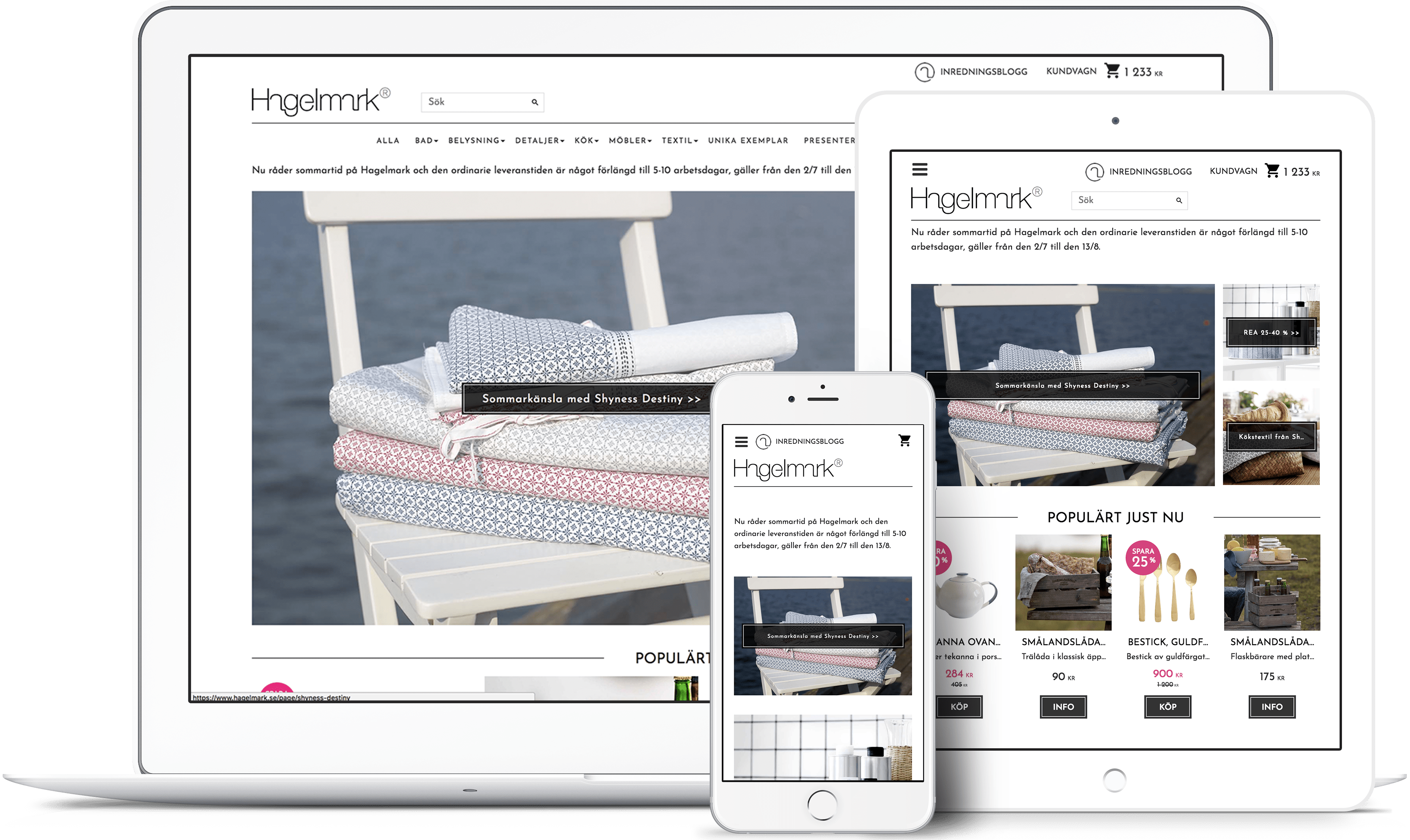 Starweb e-handelsplattform