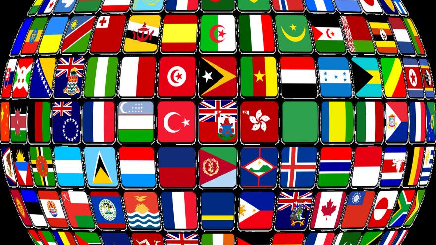 Internationell e-handel med många språk