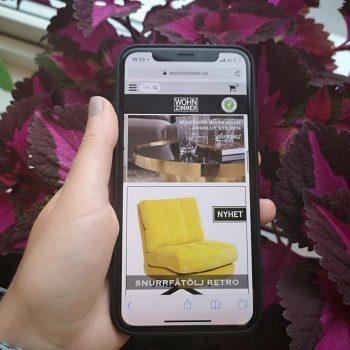 Optimera din webshop för mobilen
