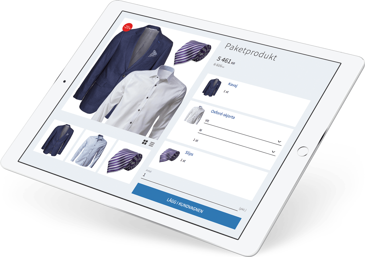 Produktpaket (SET-artikel)
