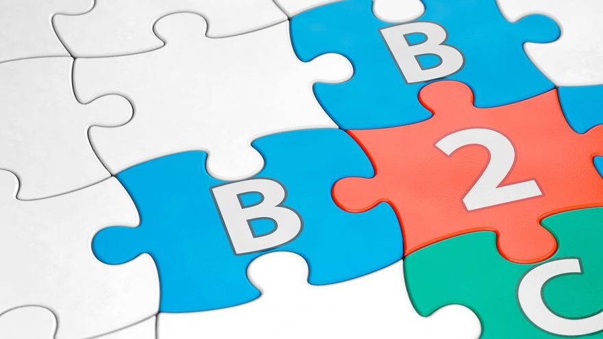 B2B e-handelsplattform