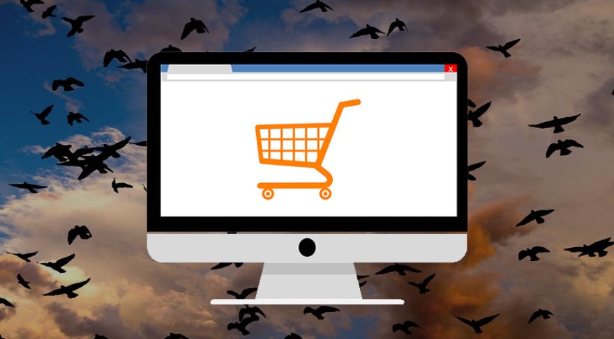 Byta e-handel