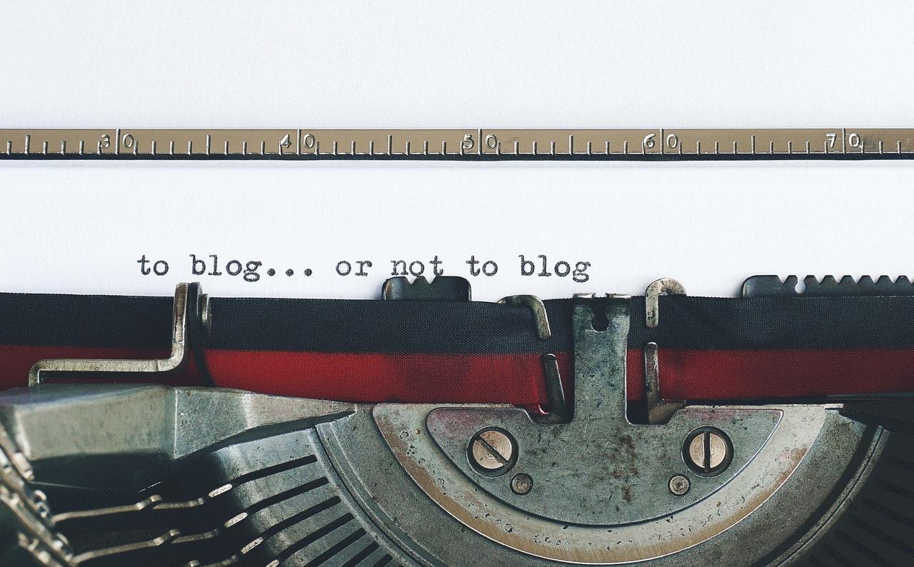 Varför man ska blogga på webshoppen