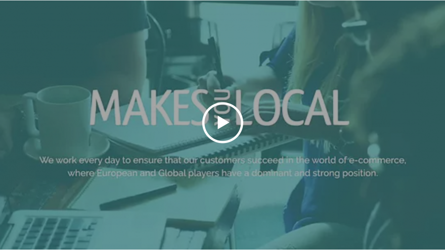 Makes you local - webinar med Starweb om internationellt e-handel