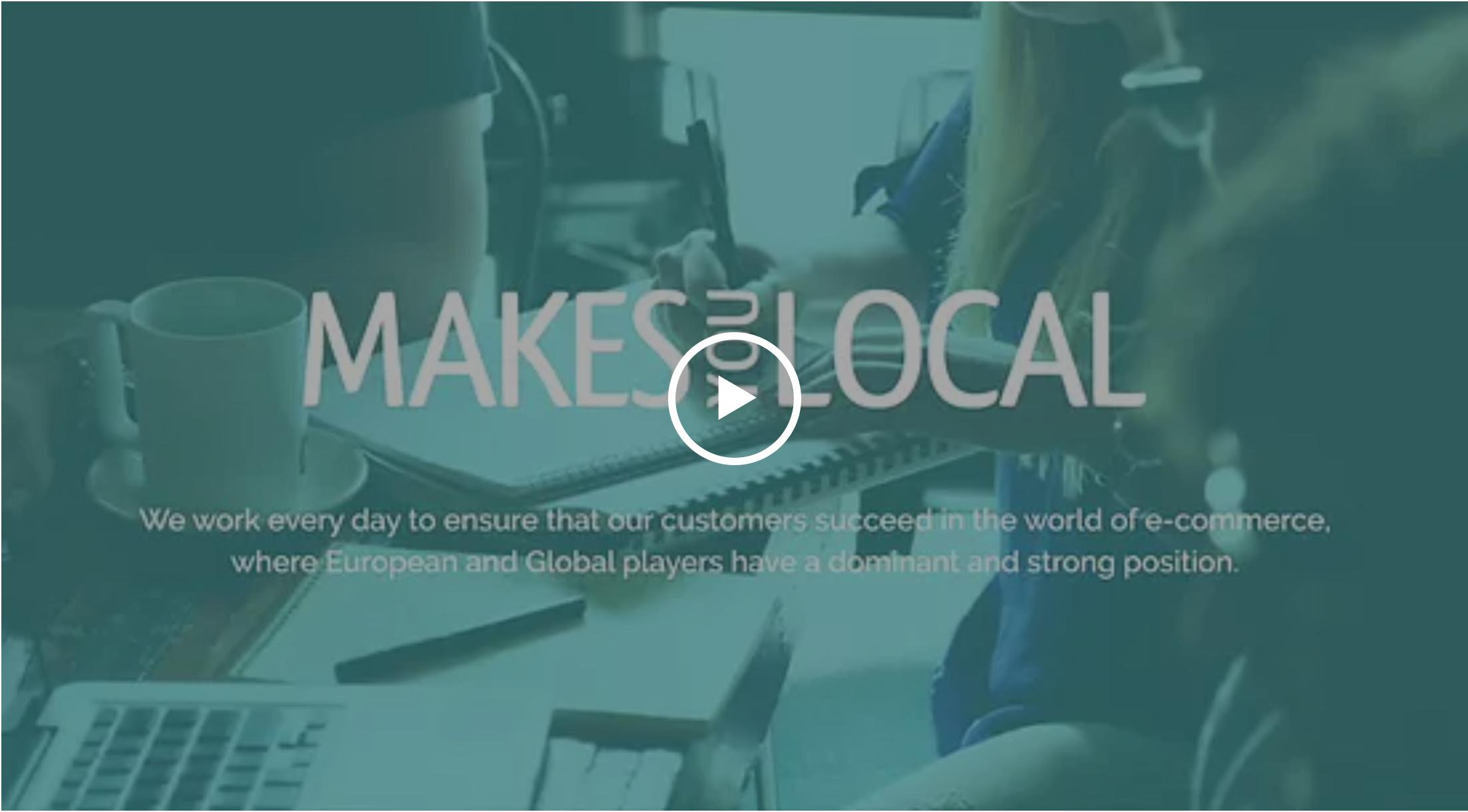 Makes you local - webinar med Starweb om internationellt e-handel