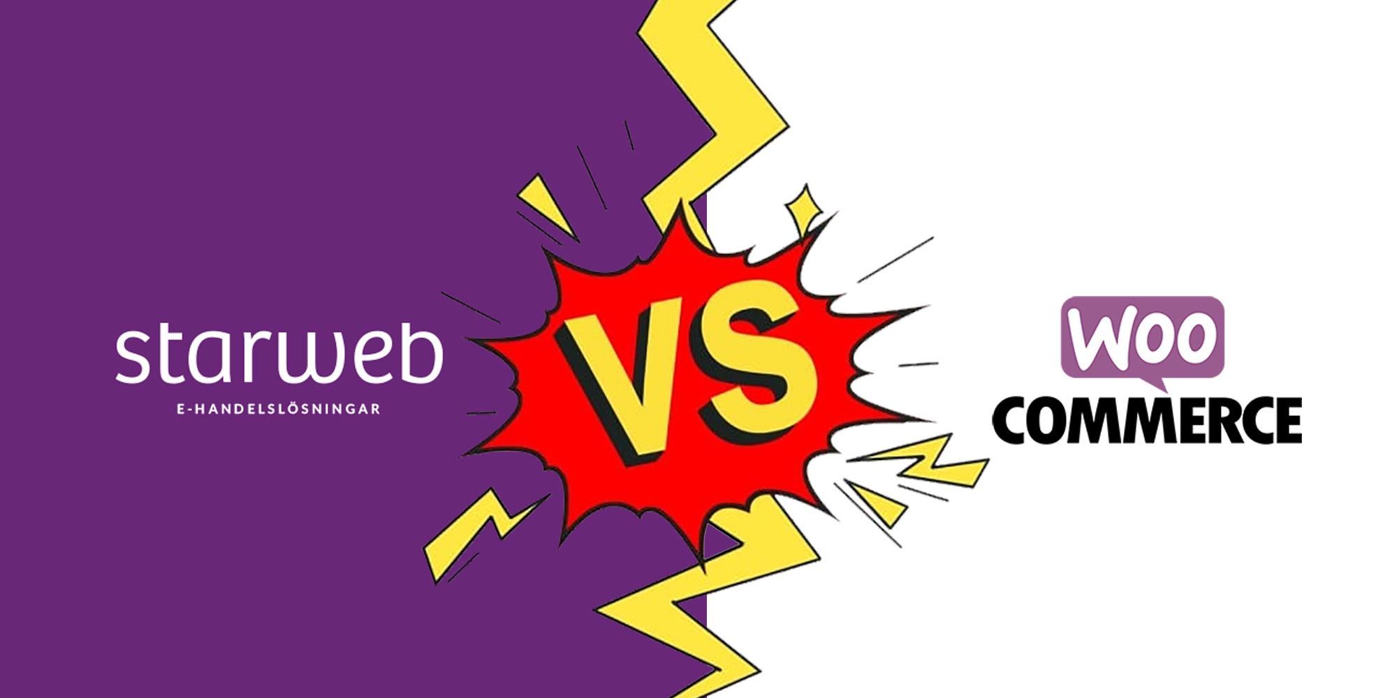 Starweb vs Woocomerce