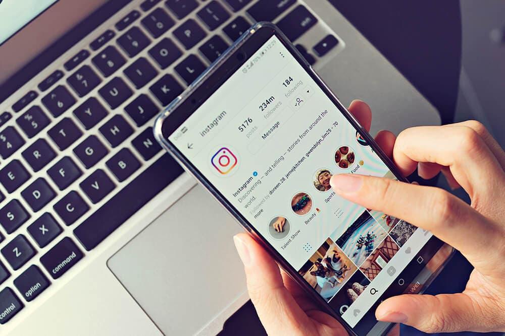 instagram marknadsföring för e-handel